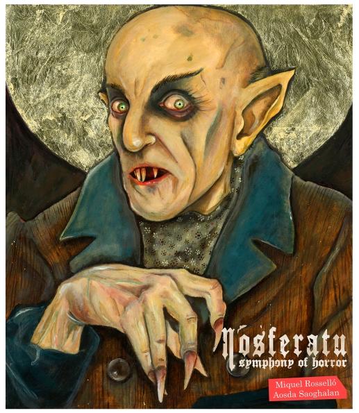Nosferatu red